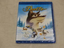 BALTO BLU-RAY NEW