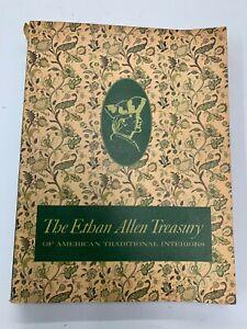 Ethan Allen Treasury American Traditional Interiors Day's Furniture 1960s OHIO