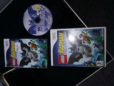 LEGO Batman: The Videogame (Nintendo Wii, 2008)
