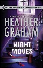 Famous Firsts: Night Moves by Heather Graham (2009, Paperback)