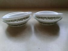 Corelle Dishes Spring Blossom Small Berry Dessert Bowls Set Of 4