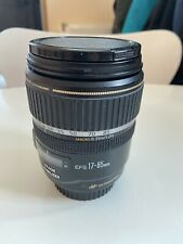 Canon Ultrasonic EF-S 17-85mm f/4-5.6 Image Stabilized IS USM Lens