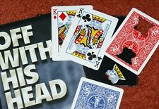 Off with His Head - David Regal's funny and surprising packet effect Tmgs