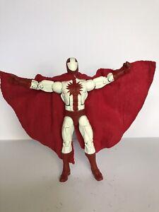 Stingray Custom Marvel Legends Avengers Rare Comic Hero Book