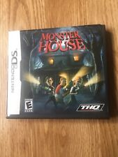 Monster House Nintendo DS NDS Cib Game XP2