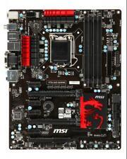 MSI z77a-g45 Gaming ms-7752 ver.3.1 Intel z77 Carte mère ATX Socket 1155 #38505
