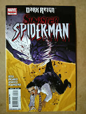 DARK REIGN SINISTER SPIDER-MAN #2 FIRST PRINT MARVEL COMICS (2009)