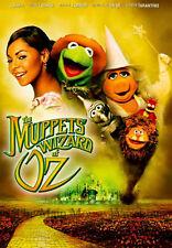 The Muppets Wizard Of Oz Musical DVD Ashanti Queen Latifa Quentin Tarantino Etc.
