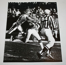 Vintage Original Press Photo Chicago Bears Virgil Livers Western Kentucky