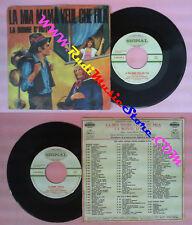 LP 45 7'' ANNA MARIA DAFARRA La mia mama veul che fila La bonne no no cd mc(QI1)