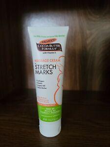 NEW Palmer's Cocoa Butter Formula Massage Cream For Stretch Marks - 4.4 OZ