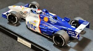 Bobby Rahal Signed 1998 UT 1:18 Scale Indy Car - Reynard 981 With Display Case