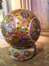 Grande boule decorative indienne