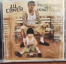 LiL Coner House Shoes And Headaches CD Bay Area Rap (OOP Rare)