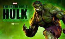 Sideshow Marvel Incredible Hulk Premium Format - Avengers, Thor, Juggernaut