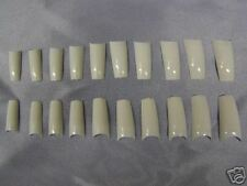 WHOLESALE LOT  FRENCH TIPS FOR ACRYLIC NAILS 2100pcs !