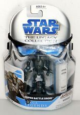 Star Wars Legacy Collection Super Battle Droid