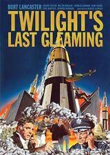 "TWILIGHT'S LAST GLEAMING(1977)LBX ""DVD"" BURT LANCASTER (OLIVE FILMS RELEASE)"