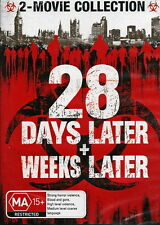 28 Days Later / 28 Weeks Later - NEW DVD
