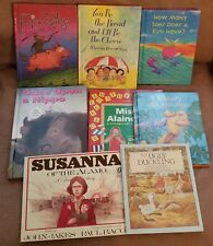 Summer Reading & Homeschool Literature for Comprehension (Lot of 8 Books)