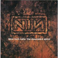 Nine Inch Nails ‎– The Downward Spiral ULTRA RARE COLLECTOR'S CD! FREE SHIPPING!