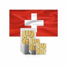 Schweizer Yallo Prepaid mit CHF 10,00 Guthaben - voraktiviert - neu - OVP!
