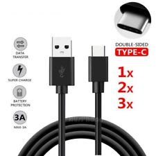Rapid Charging Type-C/USB C To Male Data Sync Cable Cord Charger for Samsung S9+