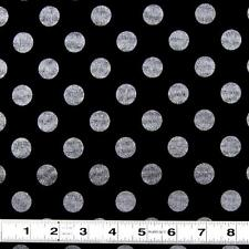 Lot L906 - SPARKLE DOTS by Riley Blake - Patchwork Fabric by the ½ metre