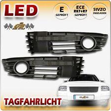 VW Passat 3BG LED Tagfahrlicht Set SCHWARZ im Nebel Gitter Bj.2000-2005 NEU