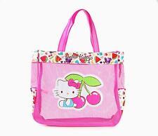 Sanrio Hello Kitty Fruit Mesh Tote Bag