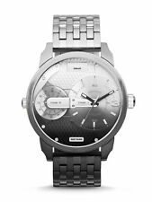 NEW DIESEL DZ7330 MENS MINI DADDY CHRONOGRAPH WATCH - 2 YEAR WARRANTY