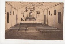 Congo Redemptoristes Thysville Chapelle St Joseph Vintage Postcard 967a