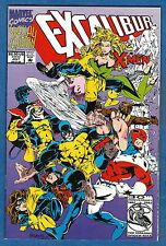 EXCALIBUR Special Edition 1992 Marvel (fn)