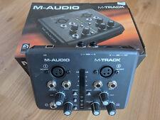 CONTROLADOR MIDI M-AUDIO M-TRACK 4115089