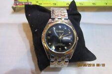 Armitron Men's 20/1658-9 Diamond-Accented 2-Tone  Watch F140