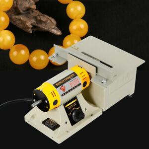 350W Jewelry Rock Polishing Buffer Grinder Mill Polishing 110V Machine
