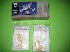 BF-110 G 4 DETAIL SETS 1/48 SCALE - KOMBO SET (for Revell)