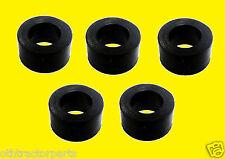 "5- Massey Ferguson 376525X1 33811113 Fuel Line Seal Sleeve 1/4"" 135 150 165 1100"