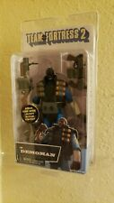 NECA Valve Team Fortress 2 BLUE DEMOMAN New in Box Very HTF Authentic US Seller!