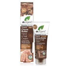 Dr Organic - Organic Cocoa Butter Hand & Nail Cream 100ml - NEW!!