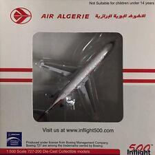 Inflight 500 - 1/500 Air Algerie Boeing 727-200 Reg: 7T-VEH - Diecast Replica
