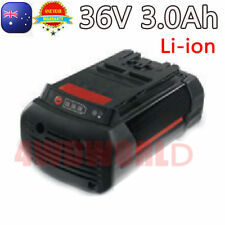 36V 3.0Ah Battery For Bosch Li-ion Heavyduty Rotak 34 37 43 Lawn Mower D-70771