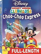 MICKEY MOUSE CLUBHOUSE MICKEY'S CHOO CHOO EXPRESS New Sealed DVD