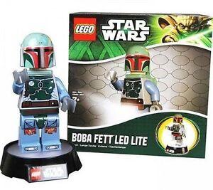 Lego Star Wars - Boba Fett Torch Retired