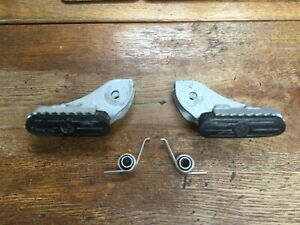 BMW R1200GS front footrests