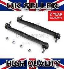 2x FRONT STABILISER ANTI ROLL BAR DROP LINKS FOR VAUXHALL ASTRA G H & J 350611