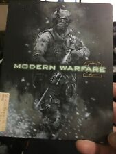 Call of Duty: Modern Warfare 2 Steelbook Edition for PlayStation 3 with Booklet