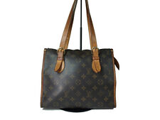 LOUIS VUITTON Popincourt Haut Monogram Canvas Shoulder Bag LS10677L