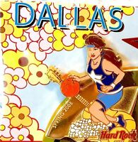 Hard Rock Cafe Dallas Sports Puzzle Pin Spring Season Basketball Girl 2005 New
