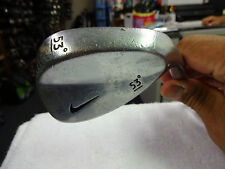 Nike Forged 53° Wedge Original Steel Wedge Flex